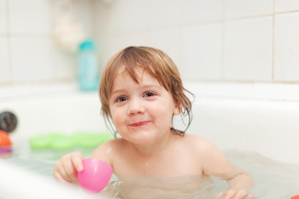 อ่างอาบน้ำสำหรับเด็ก